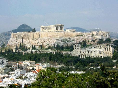Atene E La Grecia Classica Aglaia Viaggi